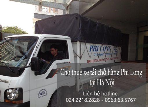 Dịch vụ xe tải uy tín tại khu đô thị Văn Quán