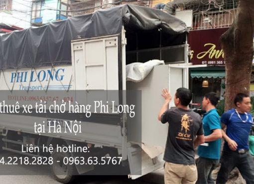 Dịch vụ xe tải tại phố Nguyễn Gia Thiều