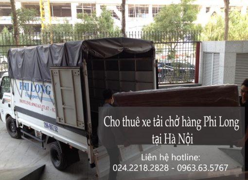 Dịch vụ xe tải vận chuyển tại phố Phùng Khoang