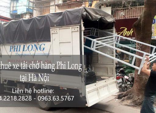 Dịch vụ xe tải nhỏ chở hàng tại phố Lê Thánh Tông