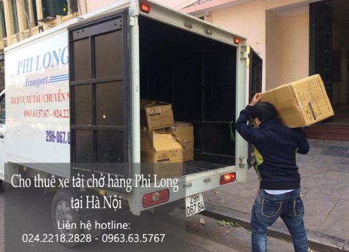 Dịch vụ xe tải vận chuyển tại phố Đỗ Hành