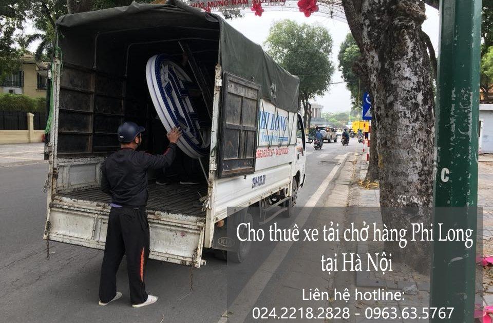 Dịch vụ cho thuê xe tải nhỏ tại phố Tràng Tiền