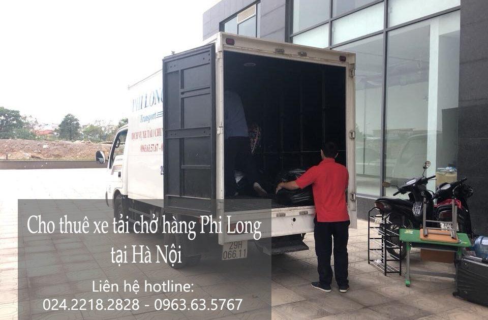 Thuê xe chở hàng Phi Long tại đường Giải Phóng