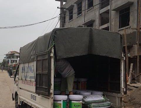 Dịch vụ xe tải chở hàng tại phố Tôn Thất Thiệp