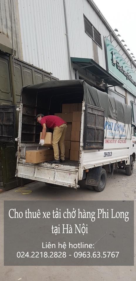 Dịch vụ xe tải vận chuyển tại phố Yết Kiêu