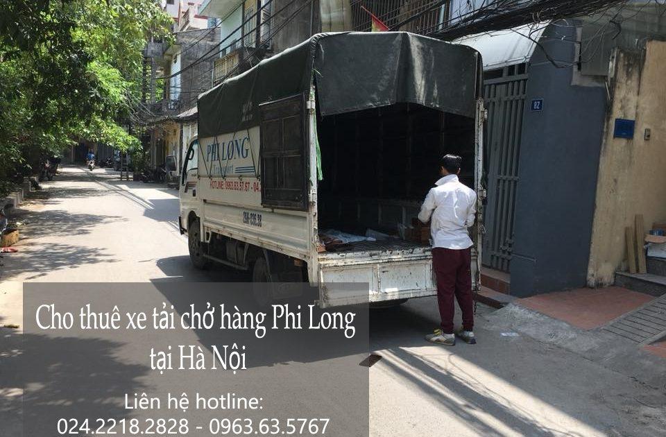 Dịch vụ xe tải chở hàng tại đường Trung Yên