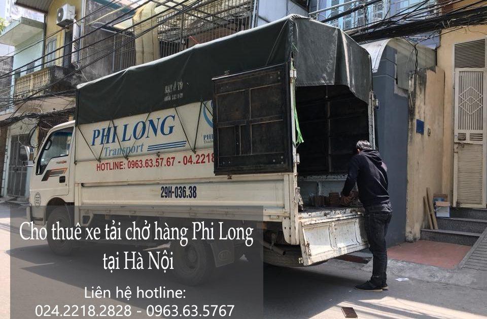 Dịch vụ xe tải nhỏ tại phố Trung Hòa