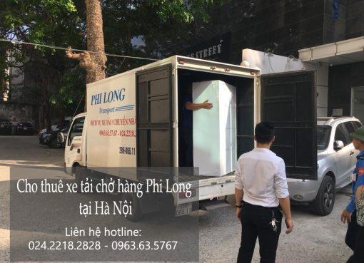 Thuê xe tải 1,25 tấn giá rẻ tại phố Đông Thái