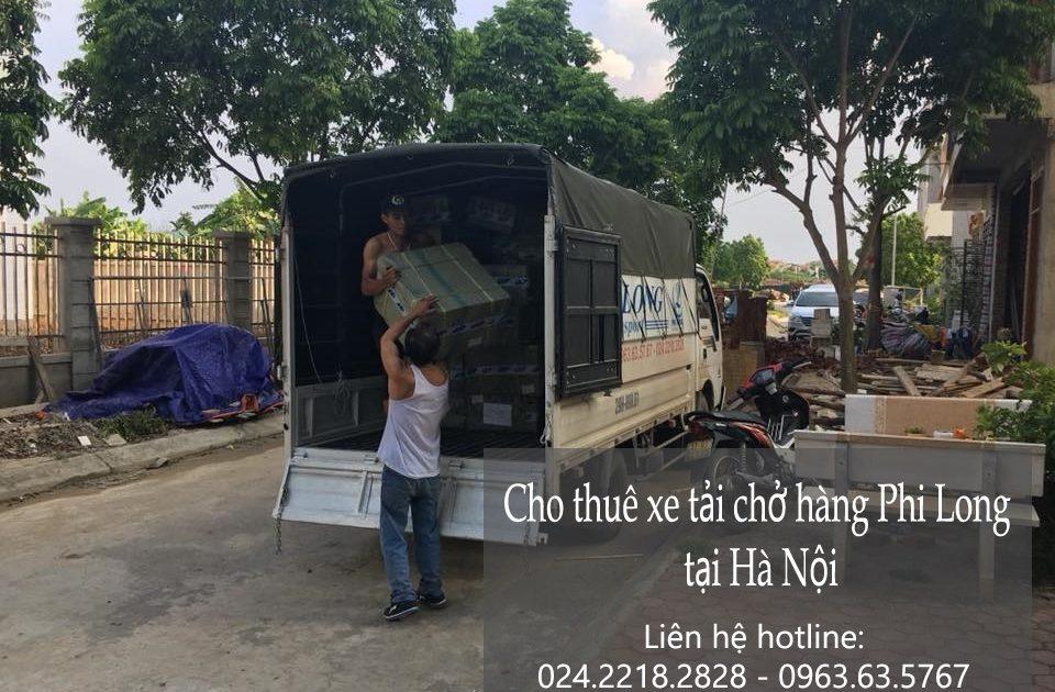 Dịch vụ xe tải chở hàng thuê tại đường Cao Lỗ