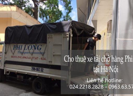 Xe tải chở hàng chuyên nghiệp tại phố Phan Huy Ích
