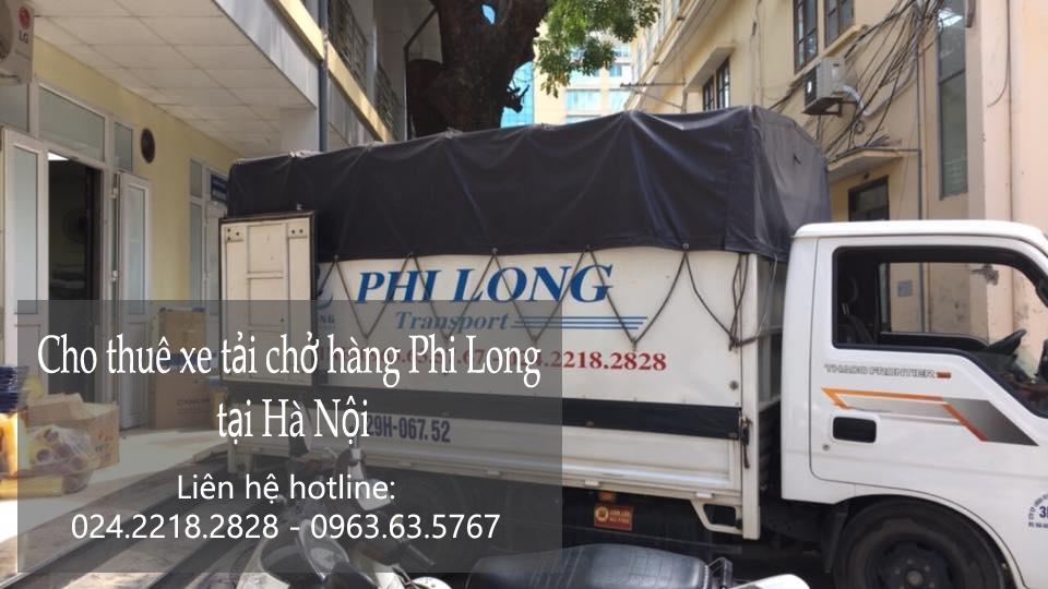 Thuê xe chuyển nhà giá rẻ tại phố Phạm Hồng Thái