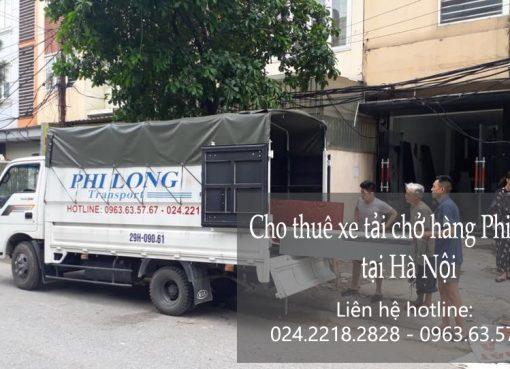 Dịch vụ xe tải vận chuyển tại phố Trần Quốc Toản