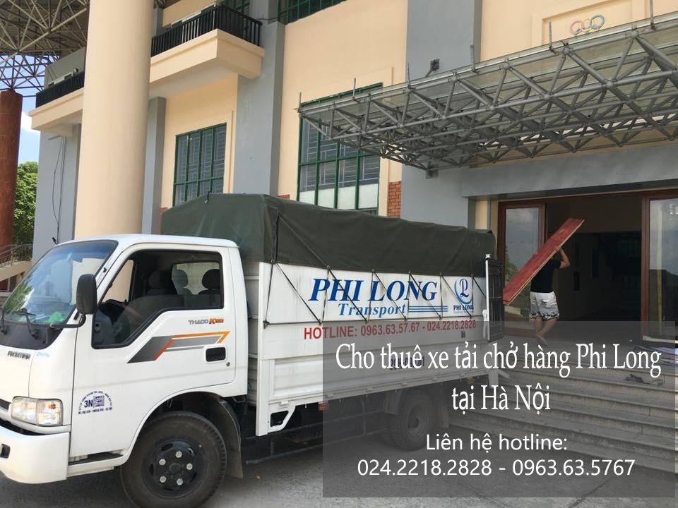 Dịch vụ xe tải chở hàng chuyên nghiệp tại phố Mạc Đĩnh Chi