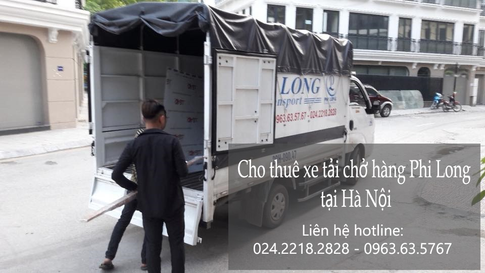 Dịch vụ xe tải tại đường Gia Lương