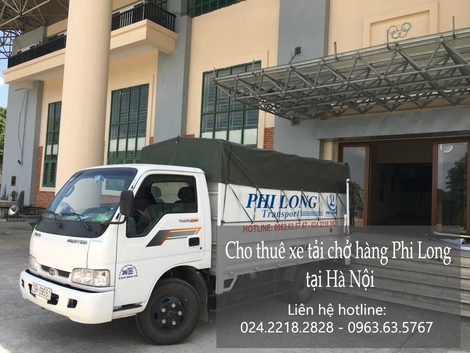 Dịch vụ xe tải tại phố Hàng Lược