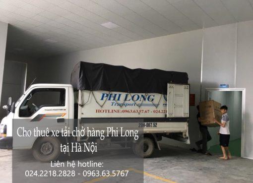 Thuê xe tải Hà Nội vận chuyển tại phố Mã Mây