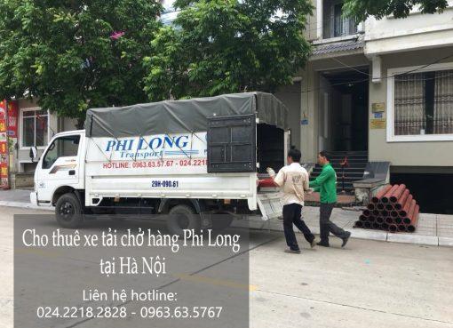 Dịch vụ xe tải giá rẻ tại phố Khuyến Lương
