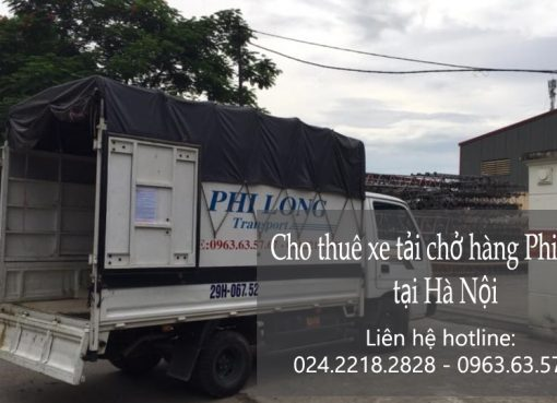 Dịch vụ taxi tải tại đường Đào Cam Mộc