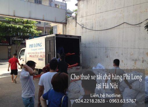Dịch vụ xe tải giá rẻ tại phố Nguyễn Chí Thanh