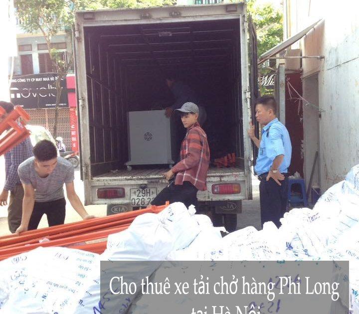 Cho thuê xe tải 1 tấn tại phố Ngô Tất Tố