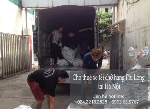 Dịch vụ xe tải tại phố Đốc Ngữ