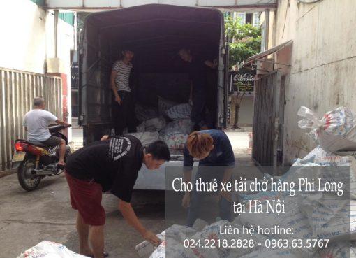 Dịch vụ xe tải tại phố Việt Hưng
