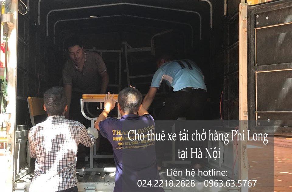 Dịch vụ xe tải tại phố Nam Cao