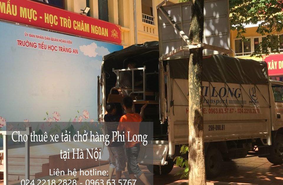 Dịch vụ xe tải tại phố Nguyễn Hữu Huân