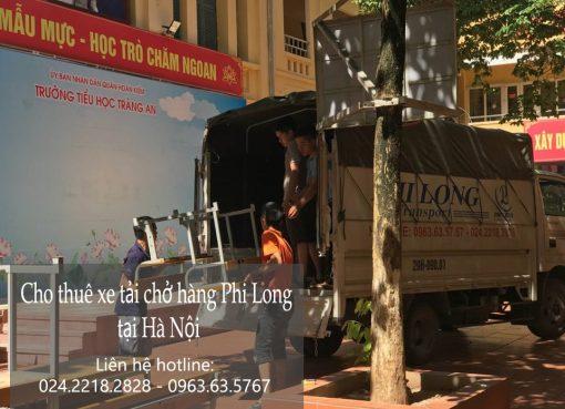 Dịch vụ xe tải tại phố Hàng Mã