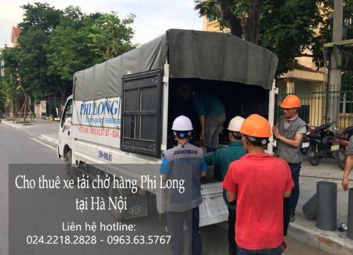 Dịch vụ xe tải tại phố Đồng Xuân