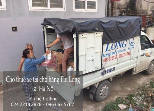 Dịch vụ xe tải giá rẻ tại phố Hồ Đắc Di