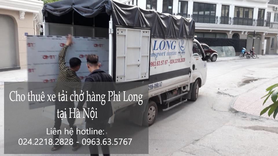 Dịch vụ xe tải tại đường Trần Quang Khải