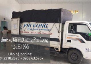 Dịch vụ cho thuê xe tải giá rẻ tại phố Chùa Bộc