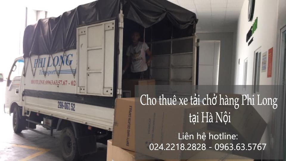 Dịchvụ xe tải vận chuyển tại phố Phú Lãm
