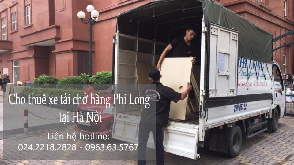 Dịch vụ xe tải cho thuê giá rẻ tại đường Nghi Tàm