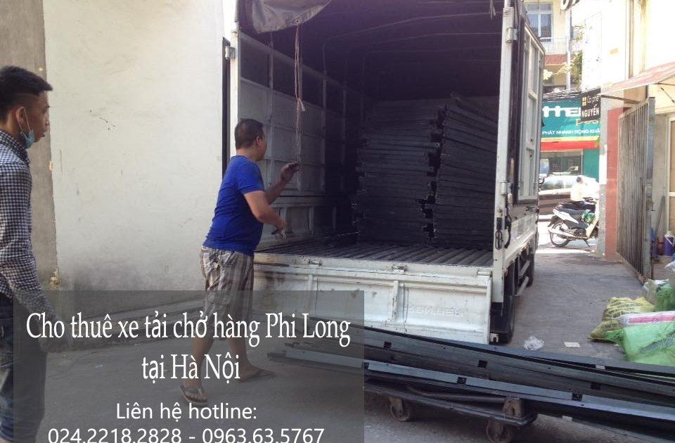 Dịch vụ xe tải chở hàng tại phố Hàng Bè