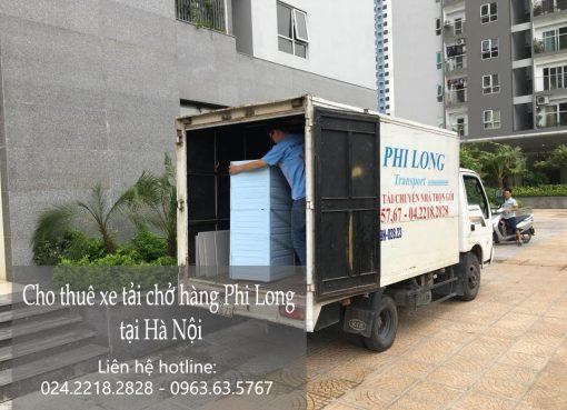 Dịch vụ xe tải chở hàng tại phố Đặng Thai Mai