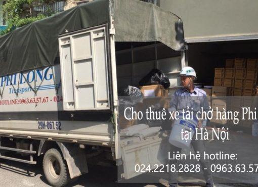 Dịch vụ xe tải tại phố Chính Kinh