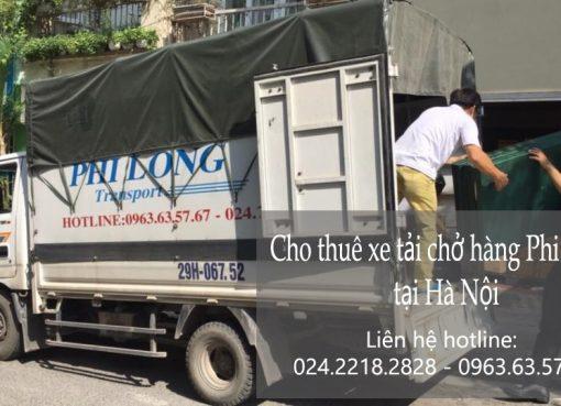Dịch vụ xe tải tại phố Lê Ngọc Hân