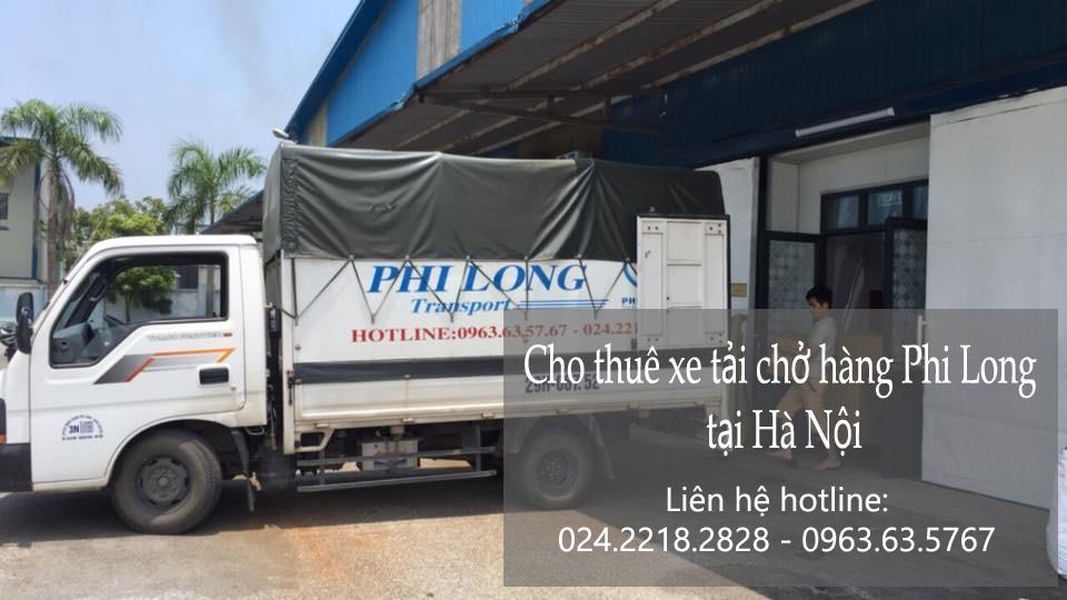 Dịch vụ xe tải vận chuyển tại phố Lê Đại Hành