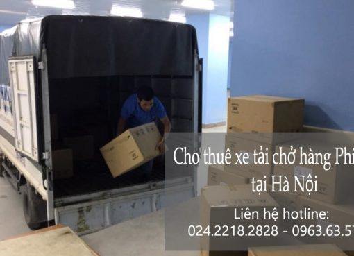 Dịch vụ xe tải vận chuyển tại phố Nguyễn Chế Nghĩa