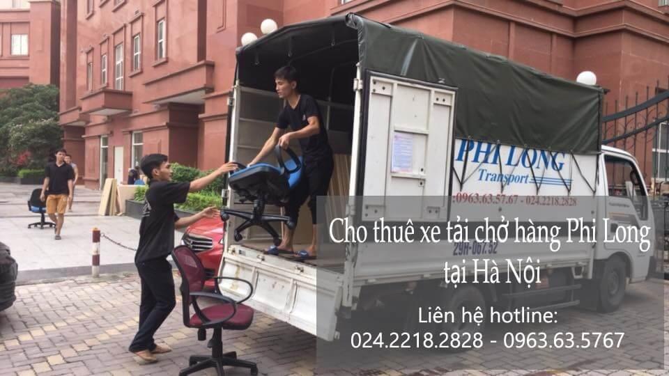 Dịch vụ xe tải chuyển đồ tại phố Kim Ngưu