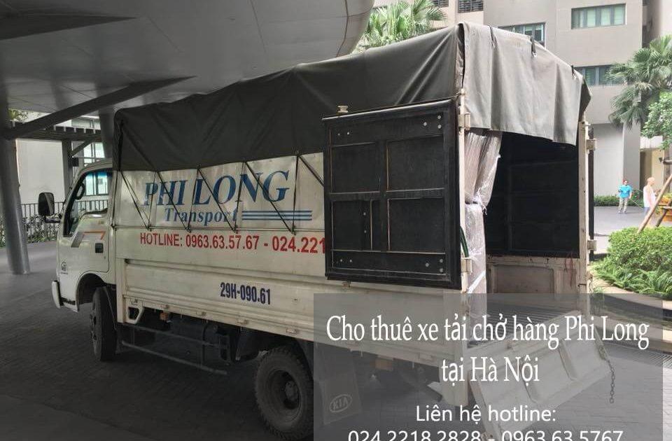 Dịch vụ xe tải tại đường Cổ Linh