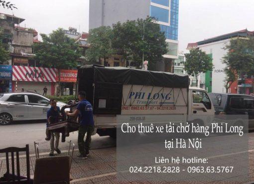 Dịch vụ xe tải tại phố Đinh Công Tráng