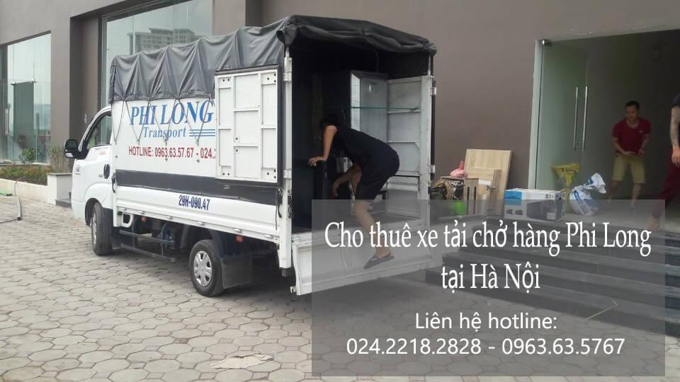 Dịch vụ xe tải tại phố Đoàn Nhữ Hài