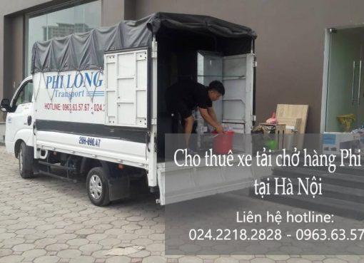 Dịch vụ xe tải Phi Long tại phố Chân Cầm