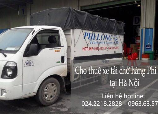 Dịch vụ xe tải tại phố Mai Xuân Thưởng