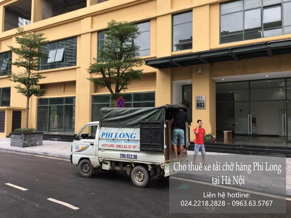 Dịch vụ xe tải chở hàng thuê tại phố Duy Tân