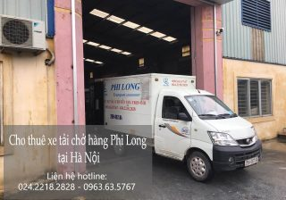 Dịch vụ cho thuê xe tải giá rẻ tại đường Hồ Tùng Mậu