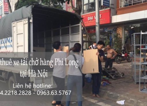 Dịch vụ xe tải chở hàng thuê tại đường Lê Duẩn